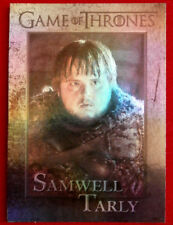 GAME OF THRONES - SAMWELL TARLY - Season 3 - FOIL PARALLEL Card #35