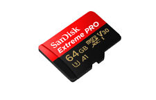 SanDisk 32GB 64GB 128GB Extreme Pro A1 A2 4K Micro SD SDXC Card For GoPro