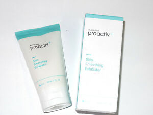 2 x Proactiv+ Plus SKIN SMOOTHING EXFOLIATOR CREAMY FACE CLEANSER