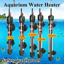 Automatic Aquarium Fish Tank Water Thermostat Heater Temperature Controller