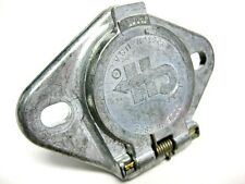Cole Hersee 12063 7-Pole Socket Self-Grounding Electrical Connector - NEW