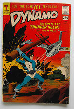 Dynamo - T.H.U.N.D.E.R. Agent-Issue #1- TOWER/1966-Movie In 2018