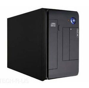 Asterisk Intel Trixbox Server M814-41 1U Cube VoIP PBX Expandable 1G 250G Basic