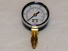 Universal Oil Burner Pressure Test Gauge with adaptor (not for Riello)