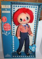 Vintage Doll Raggedy Ann Andy Walker Brand New 1970's A Nasco Creation 24""