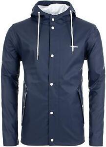 Tretorn Unisex Wings Short Rain Jacket, Navy