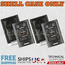 2 For 2008 2009 2010 2011 2012 2013 Cadillac CTS Remote Shell Case Car Key Cover