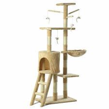Cat Tree Kitty Activity Centre Scratcher Climbing Pet Scratching Post