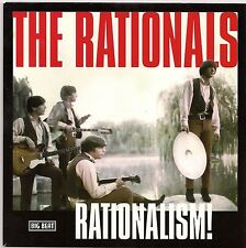 "60's MOD GARAGE 7"" EP THE RATIONALS RATIONALISM UK BIG BEAT NEW MINT"