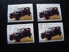 VATICANO - sello yvert y tellier nº 1062 x4 matasellados (A28) stamp (A)