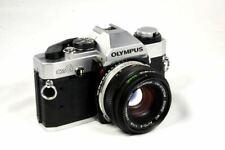 Olympus OM-G 35mm Film Camera And 50mm f/1.8 Lens - Very Good