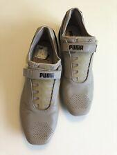 NWT Mens  Puma Levitation Tan Leather Size 8.5