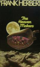 Frank Herbert(Paperback Book)The Heaven Makers-New English Library-1968-VG