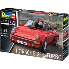 Revell Porsche 911 Turbo (nivel 4) (Escala 1:24) Modelo Kit 07179 Nuevo