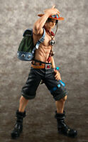 One Piece ACE Carry backpack figure PVC figures Action doll UU34 ANIME
