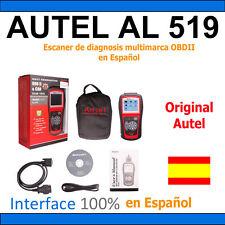 Autel AL519 OBD2 OBDII CAN Escaner de diagnosis multimarca OBDII, ORIGINAL AUTEL