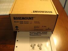 NIB ROSEMOUNT Pressure Transmitter 2090 150PSI 10.5 Supply 2090FA2S2DE2I1Q4 NEW