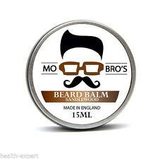 Mo Bro's - SANDALWOOD BARBA condizionamento BALSAMO 15ML MADE IN INGHILTERRA