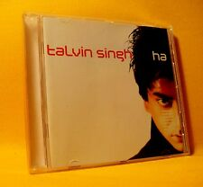 CD Talvin Singh Ha 10TR 2001 Breakbeat, Jungle