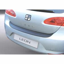 RGM Rear Black Bumper Protector For Seat Leon 1P 2005 - 2009