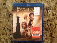 The Lord of the Rings: The Two Towers (Blu-ray/DVD,2010,2-Disc)NEW Authentic US