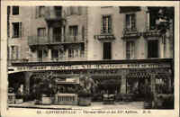 ~1910 alte Postkarte Carte CPA Postale CONTREXEVILLE Hotel Thermal Apotres