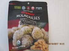 Wild & Raw Organic Sun-Dried Mulberries