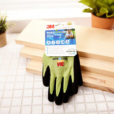 3M Premium Safety Work Gloves Comfort Grip Protective Nitrile Coated [ Kids ]-G