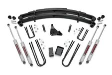 """Ford F250 F350 Super Duty 6"""" Suspension Lift Kit 3/1/1999-2004 Rough Country"""