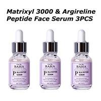 Peptide Face Serum Matrixyl 3000 Argireline Hyaluronic Acid Facial Anti Wrinkles