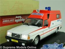 VOLVO 264 AMBULANCE MODEL CAR 1:43 SCALE IXO ATLAS 7495006 ESTATE K8