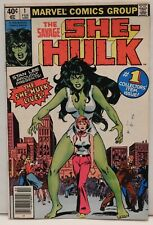 She Hulk #1. Origin of She-Hulk. 1st Appearance of She-Hulk. HOT Marvel KEY