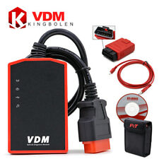 UCANDAS VDM Wireless V3.9 Auto OBD2 WIFI Diagnostic Scanner for Windows Android