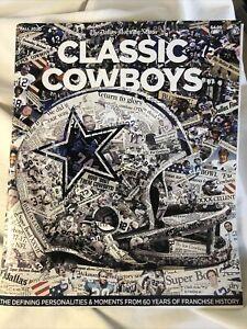 DALLAS COWBOYS Classic Dallas Morning News Magazine FALL 2020