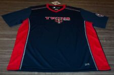 MINNESOTA TWINS MLB BASEBALL STITCHED JERSEY XL NEW w/ TAG