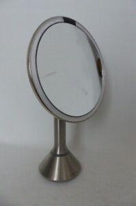 Simplehuman 20cm sensor mirror with touch-control brightness ST3026 BT1080