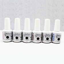 HARMONY GELISH MAGNETO COLLECTION >> SET OF 6 MAGNETIC GEL POLISH SHIP IN 24H