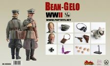 POPTOYS BGS004 WWII Bean Gelo Beautiful Westerwald Brand 1/12 Action FIGURE