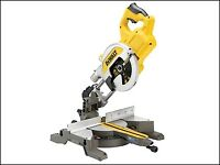 DEWALT DCS777N FlexVolt XR Mitre Saw 216mm 18/54V Bare Unit DEWDCS777N