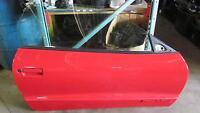 93-02 PONTIAC FIREBIRD RF Right Front Passenger Door Electric Bright Red 8774