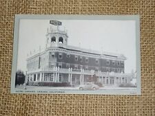 DC: Photo Postcard, Oxnard Hotel, Oxnard California, Unused