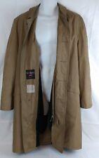 Inca Timme Tuft Alpaca Pile Ragland Men's Weather Resistant Coat Jacket 42 Reg