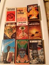 9 JACK WILLIAMSON SF Lot PB HUMANOIDS + THE BEST OF & 5 Vintage Ace Books