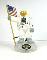 Hallmark 1994 Neil Armstrong Astronaut Christmas Ornament with Voice Vintage