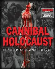 Cannibal Holocaust - Blu-ray Region 1