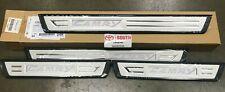 2012-2017 Camry Door Sill Protectors Genuine Toyota PT922-03120 4 Piece Set