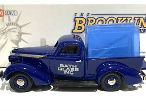 Brooklin Model 1/43 BRK150X 1937 Studebaker  Glass Delivery Truck 1 of 175