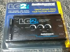 AudioControl Acr1 Wired Remote + Lc2i 2-Channel Line-output Converter w/AccuBass