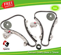 Timing Chain Kit Fits Infiniti FX45 M45 Q45 4.5L V8 VK45DE with Gears 2002-10