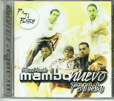 Miguel Acosta y Mambo Nuevo  Pa Ti Baby    BRAND  NEW SEALED CD